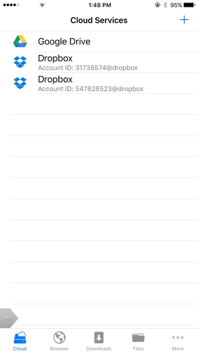 iDL PLUS FREE - Cloud Storage and File Manager - Revenue