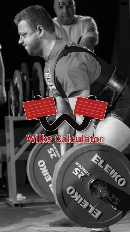 Wilks Calculator Powerlifting