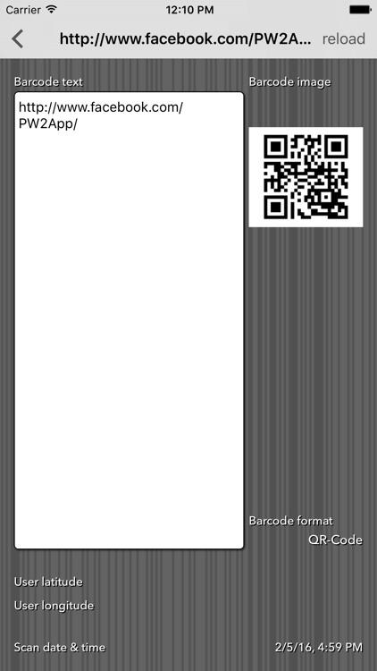 Barcode Professional screenshot-4