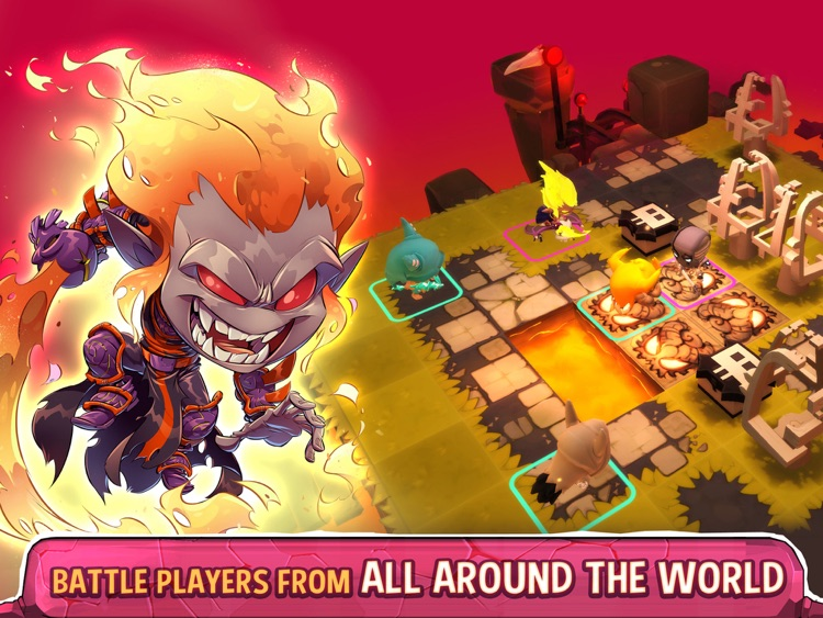 Krosmaster Arena screenshot-1