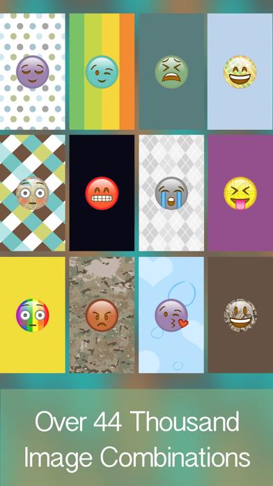 Emoji Wallpaper Builder! FREE - Backgrounds, Themes, & Wallpaper