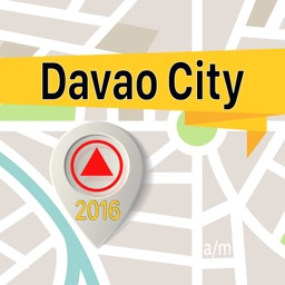 Davao City Offline Map Navigator and Guide