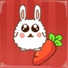 Rabbit Rescue - Collect carrots and rescue lost pet rabbit - iPhoneアプリ