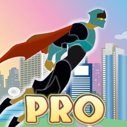 A Flick Superhero PRO - Hero of City