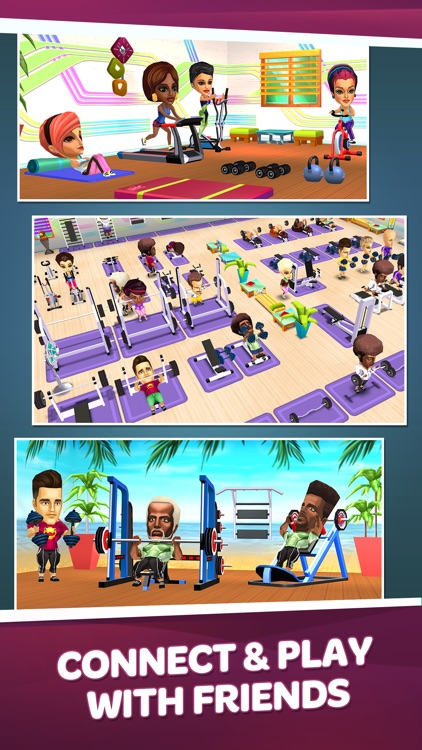 Dream Gym – Build Your Own Fitness Empire! screenshot-4