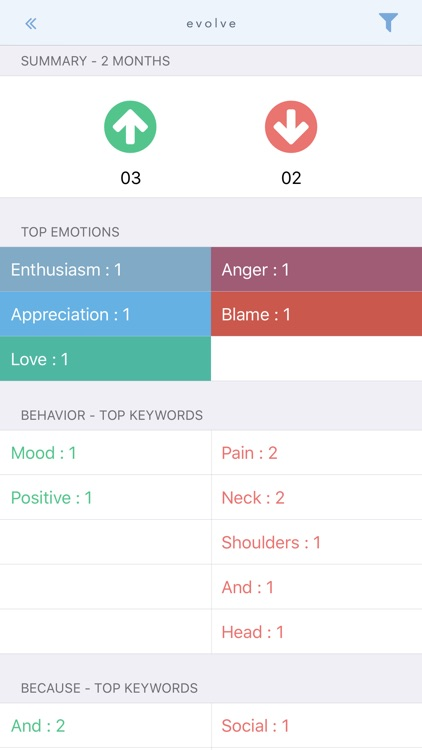 Evolve: Practice Mindfulness and Initialize Flow screenshot-4