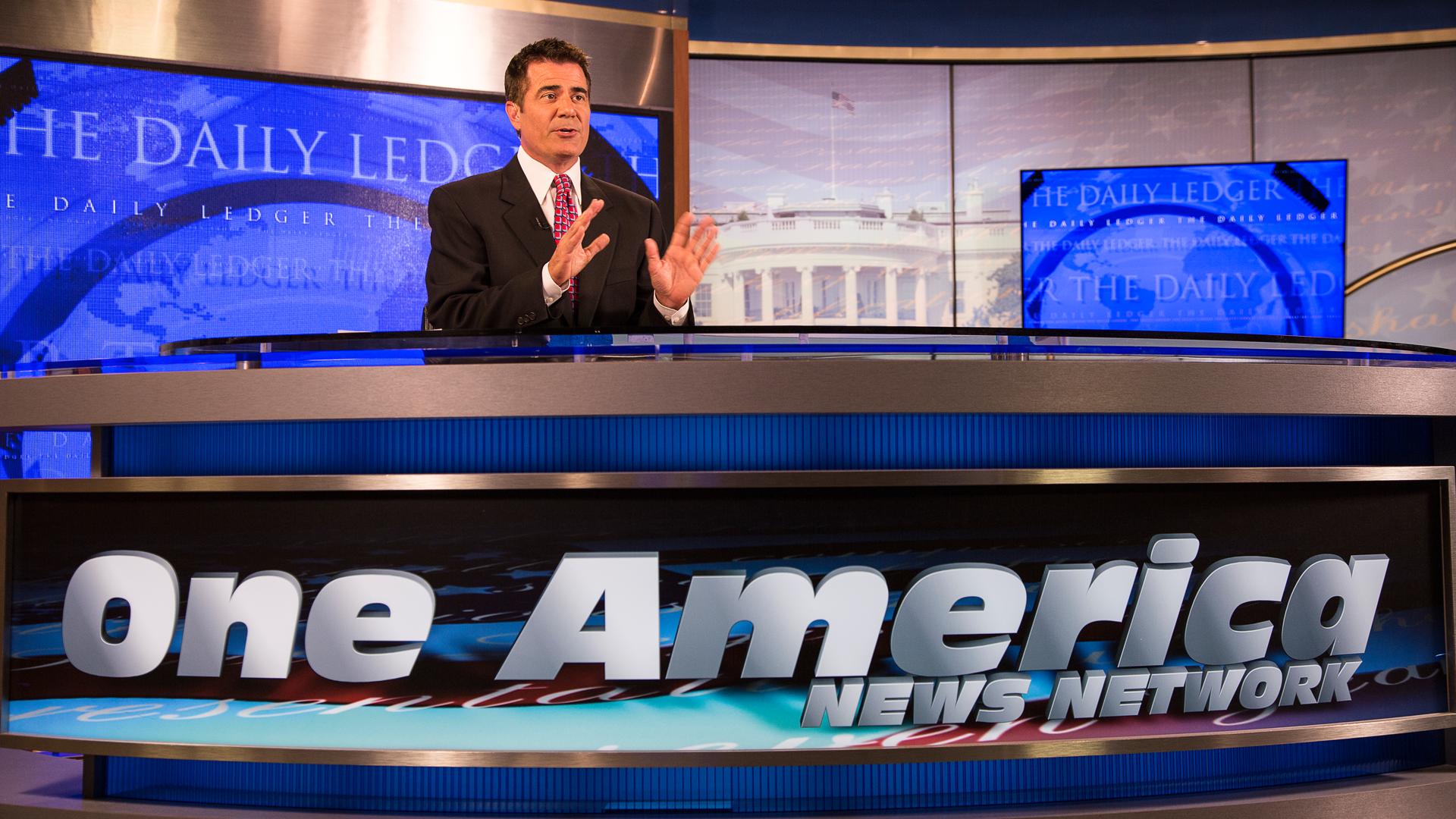 One America News Network screenshot 3