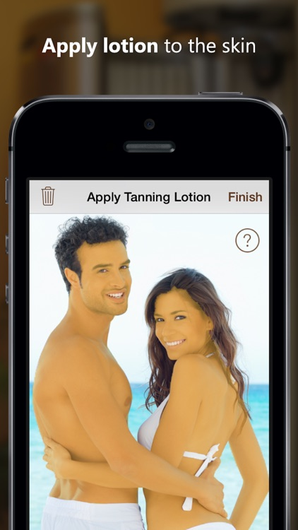 Skin Tanner, Get Perfectly Tan Skin in Photos!