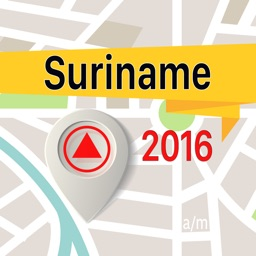 Suriname Offline Map Navigator and Guide