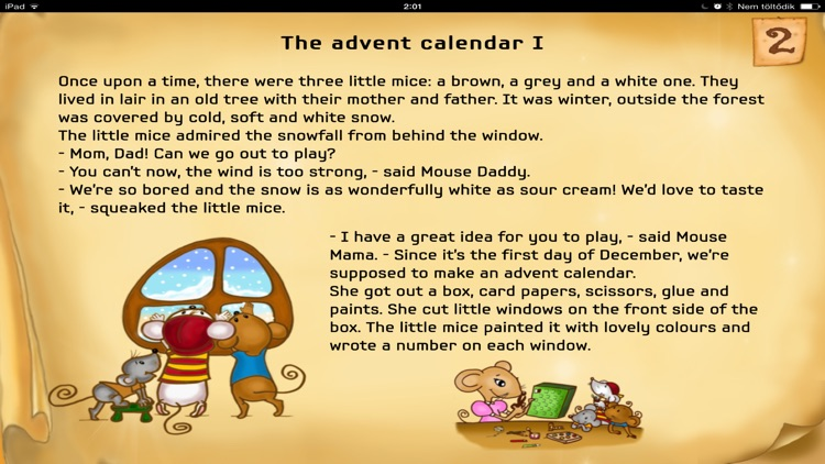 Advent Story Calendar screenshot-3