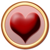 GrassGames Hearts 2 for iPhone