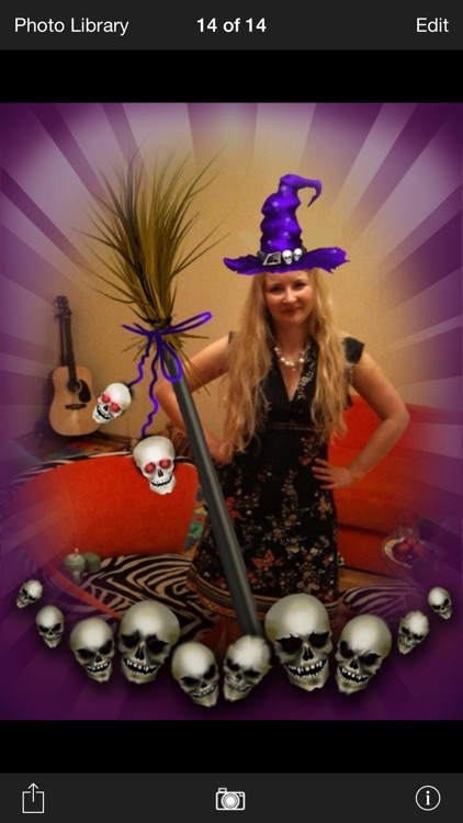 Halloween Booth : add some horror, mysticism and fun to your photos!