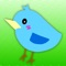Breath Bird is a simple Twitter client application for person with hand or finger disability