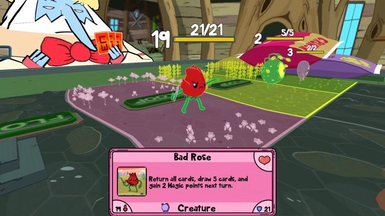 Card Wars - Adventure Time Card Game screenshot-2