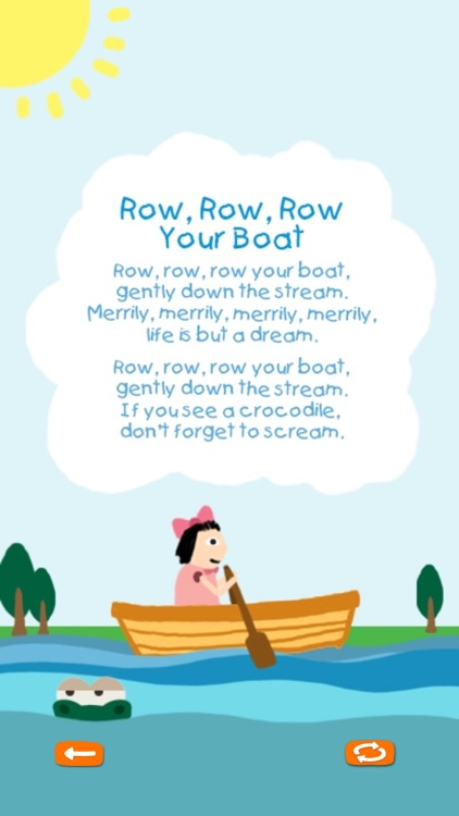 Kidzongs – Preschool sing-along fun screenshot-3