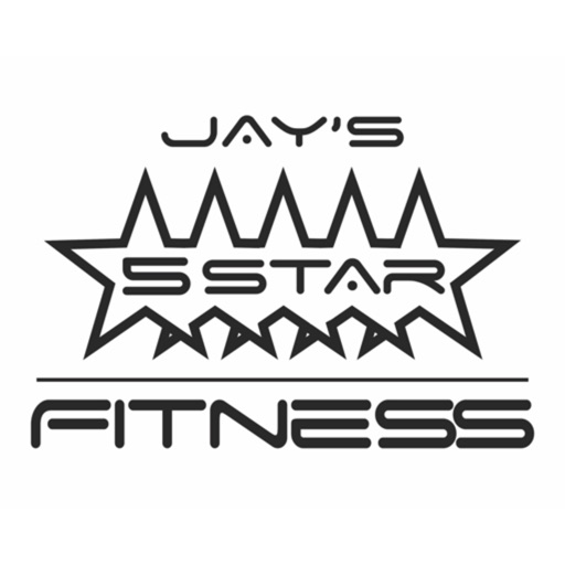 Jay's 5 Star Fitness icon