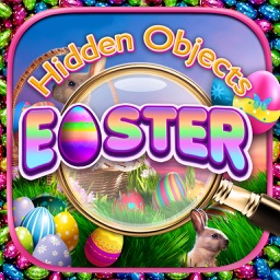 Hidden Objects – Easter & Object Time Puzzle Spring Gardens Differences Search Game