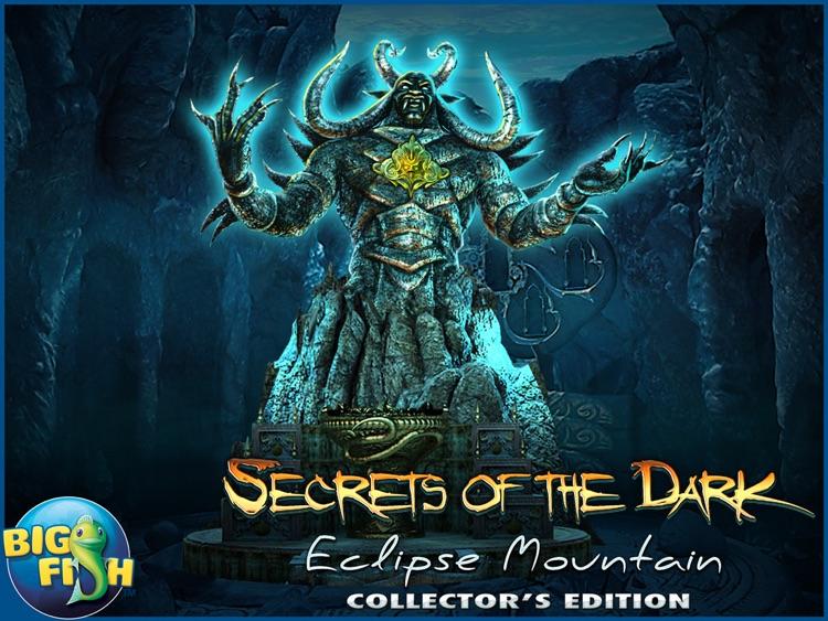 Secrets of the Dark: Eclipse Mountain Collector's Edition HD - A Hidden Object Adventure screenshot-4