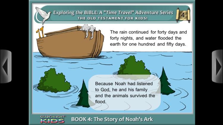 Searchlight® Kids: Exploring the Bible 4 screenshot-4
