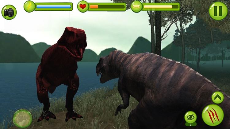 Extreme Wild Crazy Dino 3D shooter simulator game