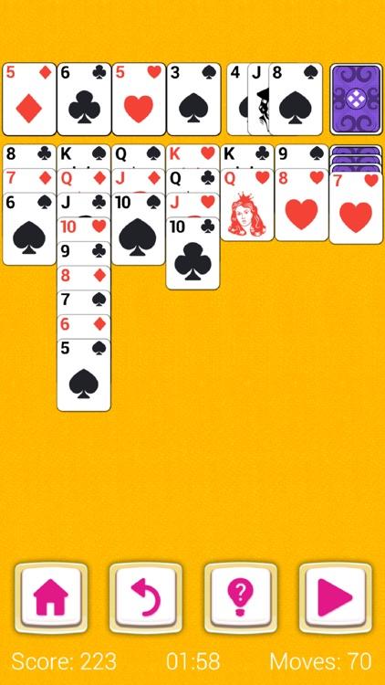 Solitaire – Card Game screenshot-3