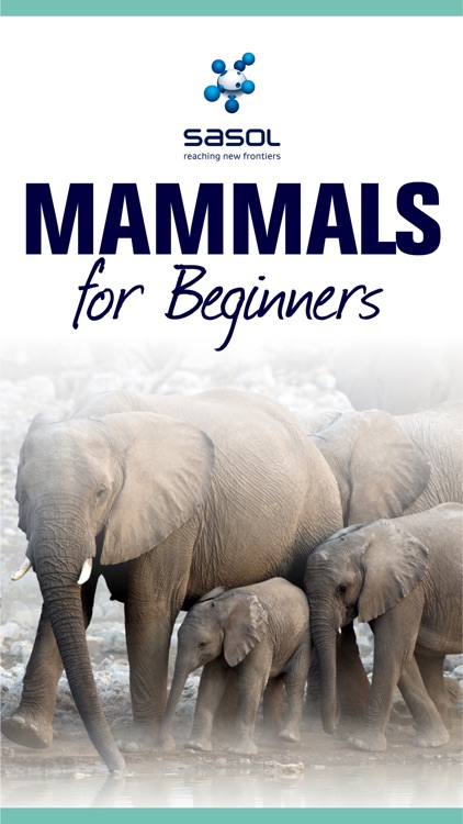 Sasol Mammals for Beginners (Full): Quick facts, photos and videos of 46 southern African mammals