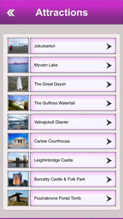Ireland Tourism screenshot-2