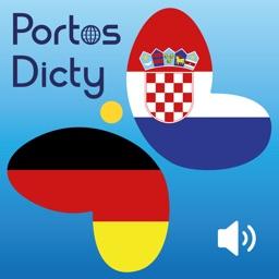 Free - PortosDicty nutzbare Deutsch Kroatische Phrasen mit Muttersprachler Audio/Koristne njemačko hrvatske fraze