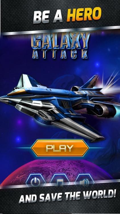 Space War: Galaxy Fighter