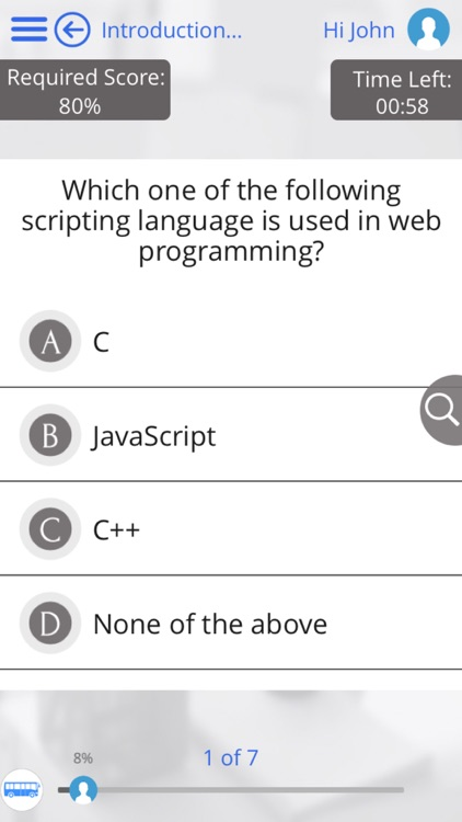 Learn Web Programming and HTML5  by GoLearningBus screenshot-3