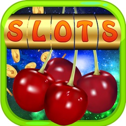 Wild Cherries Slot Machines: Red Blazing! Play The Favorite JACKPOT Wheel Casino