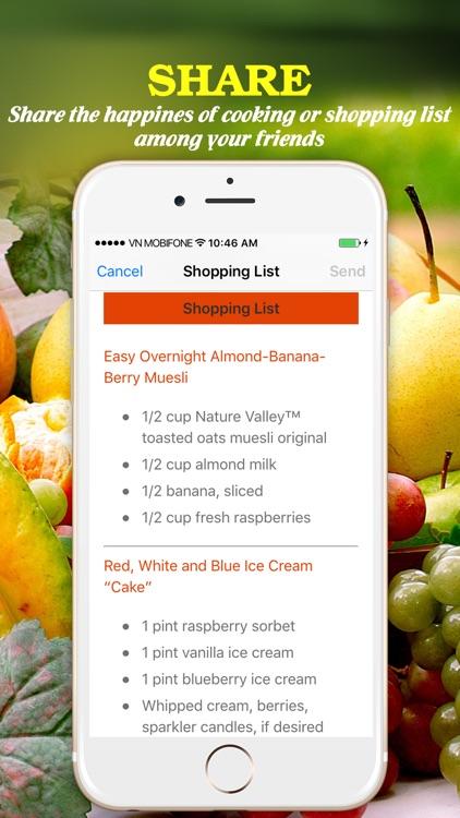 Yum Fruit ~ Best Fruit Recipes screenshot-4