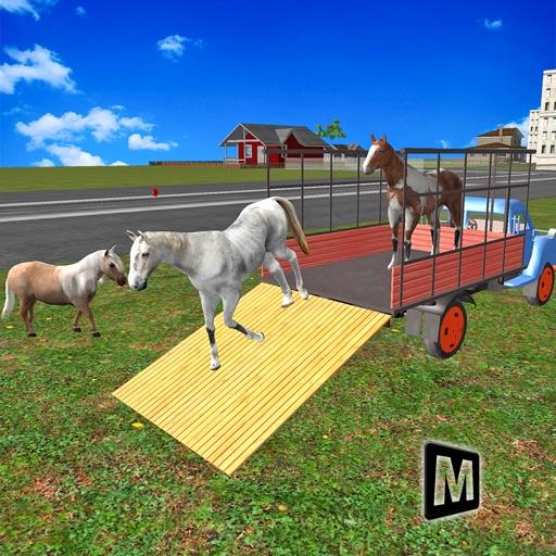 Horse Transport Truck Simulator 2016 iOS App