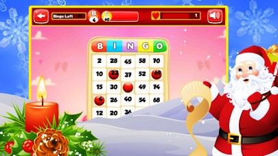 Christmas santa bingo- merry christmas fun screenshot three