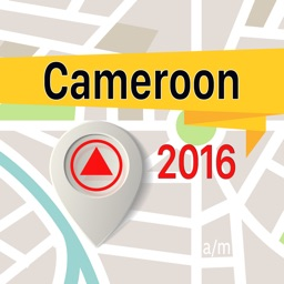 Cameroon Offline Map Navigator and Guide