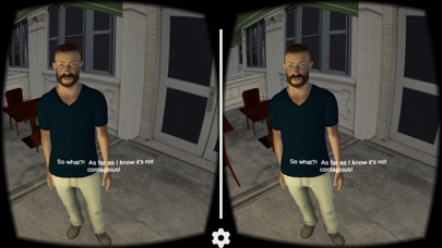 Screen Shot Under CalyPso VR 0