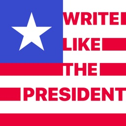 Write Like the US President