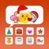 BitEmoji - Free Extra animated emojis icons & Emoticons stickers Art & Cool fonts text keyboard