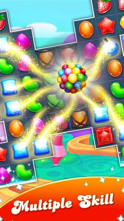 Candy Gems match 3 puzzle screenshot-3