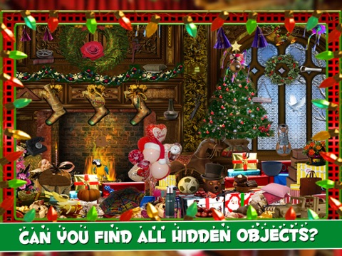 screenshot 4 for christmas hidden clue