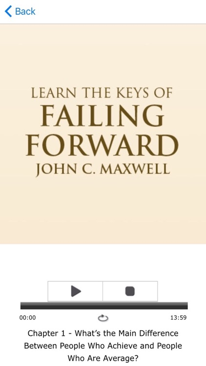 Failing Forward Meditations by John C Maxwell screenshot-3