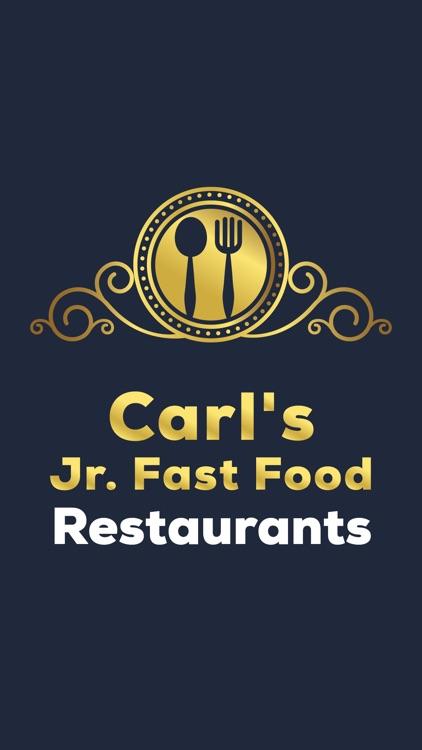 Carl's Jr. Fast Food Restaurants