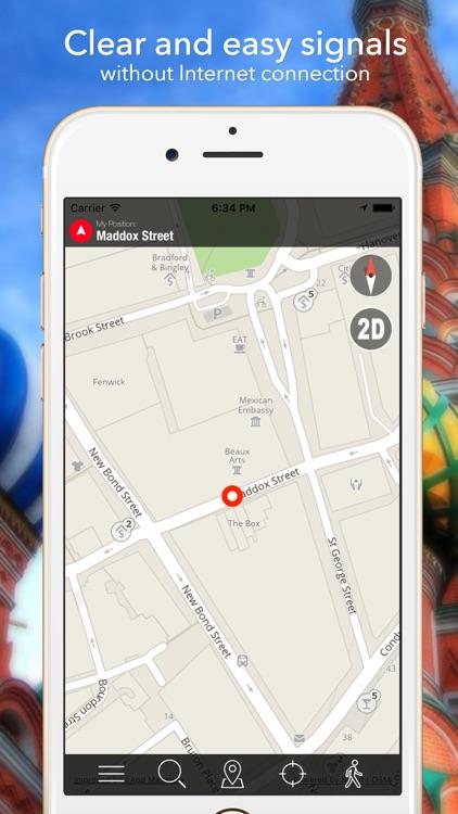 Seattle Offline Map Navigator and Guide screenshot-4