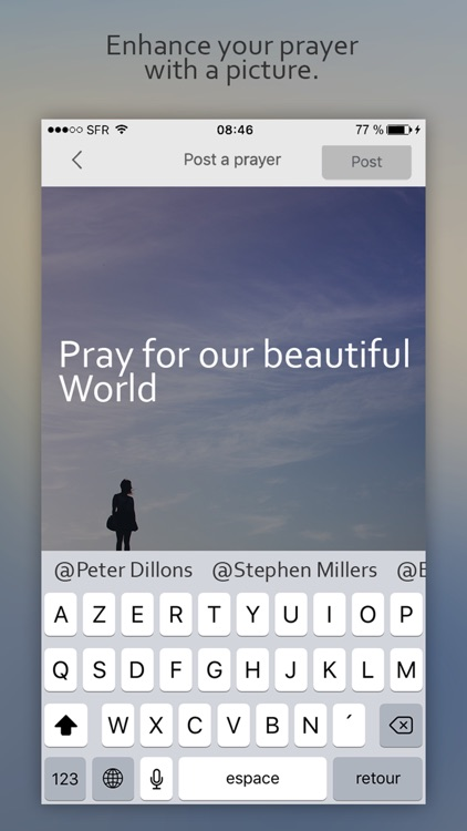 Pray - for iPhone