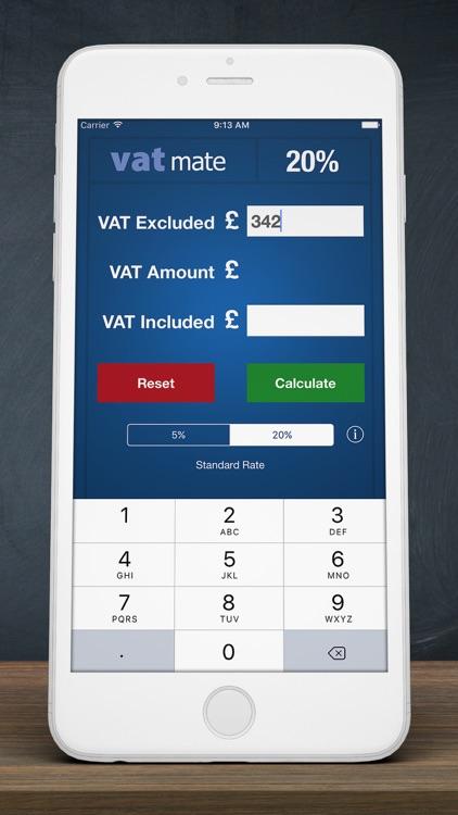VAT Mate - UK VAT Calculator