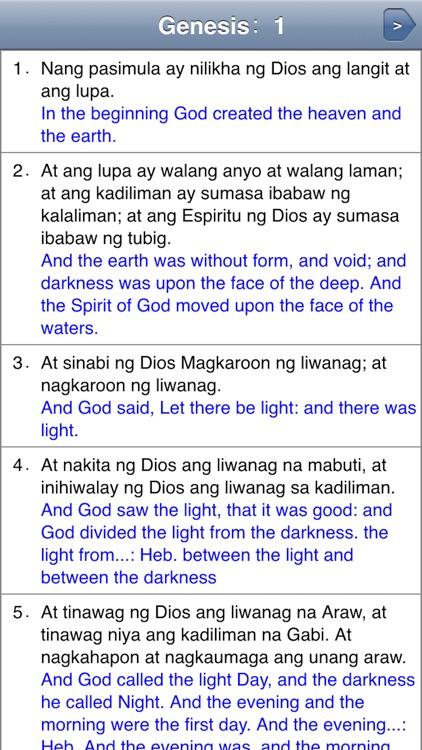 Biblia Pagbabasa