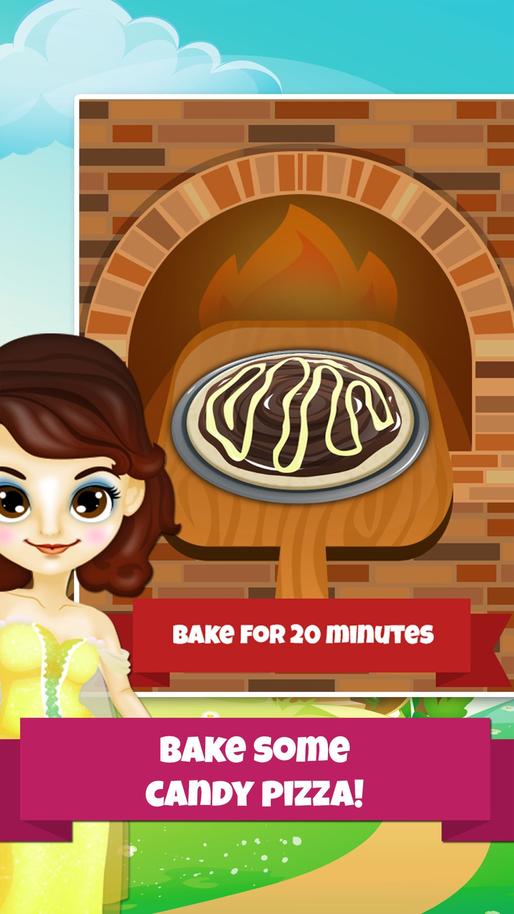 Pizza Dessert Maker Salon – Candy Food Cooking & Cake Making Kids Games for Girl Boy! Cheat Codes