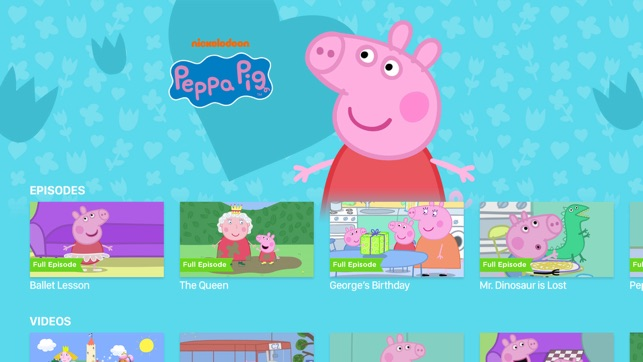 Nick Jr  on the App Store