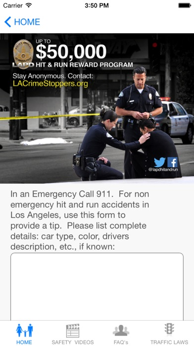 LAPD Central Traffic Safety