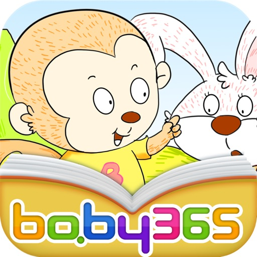 小猴子的新玩具-有声绘本-baby365